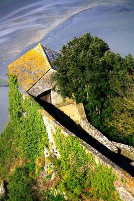 Le Mont St-Michel, Normandie 64