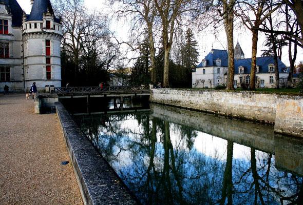 Château Azay-le-Rideau, La Loire 93