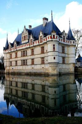Château Azay-le-Rideau, La Loire 99