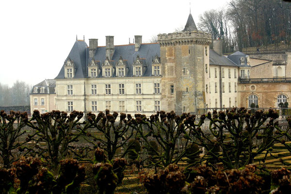 Château de Villandry, La Loire 73