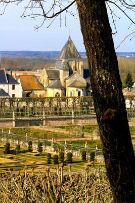 Château de Villandry, La Loire 110