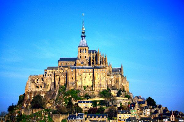 Le Mont St-Michel, Normandie 58