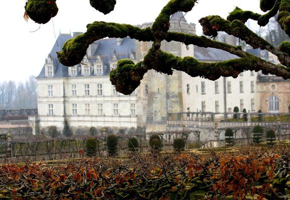 Château de Villandry, La Loire 72