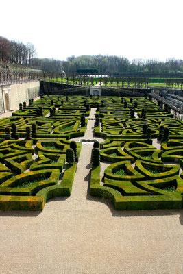 Château de Villandry, La Loire