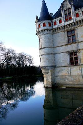 Château Azay-le-Rideau, La Loire 88