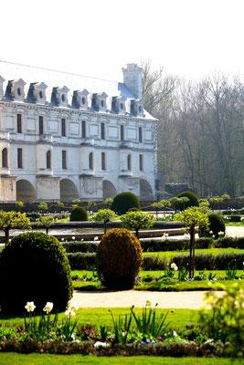 Château de Chenonceau, Le Cher 16