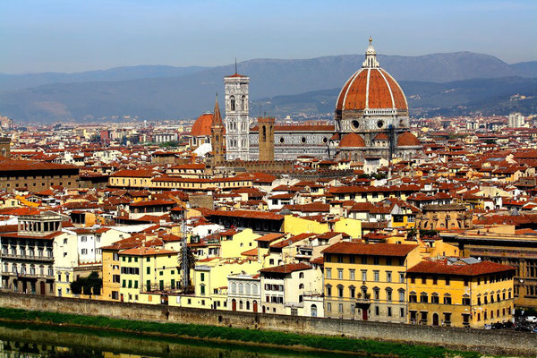 Florence, Italie 54