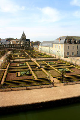 Château de Villandry, La Loire 127