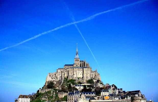 Le Mont St-Michel, Normandie 59