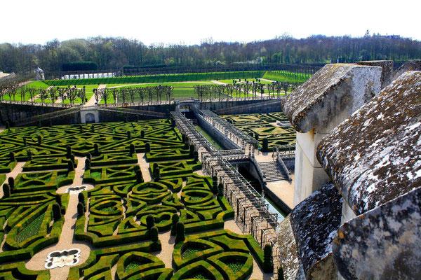 Château de Villandry, La Loire 131