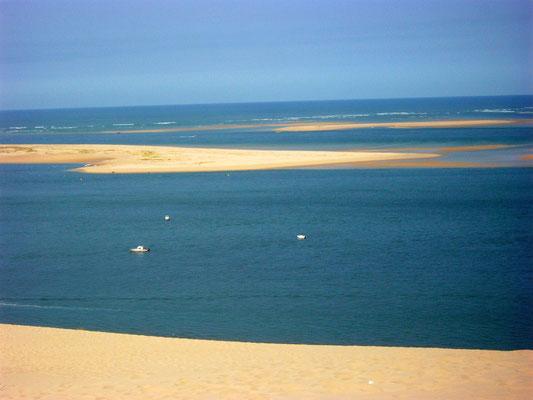 Dune de Pyla, Bordeaux 20