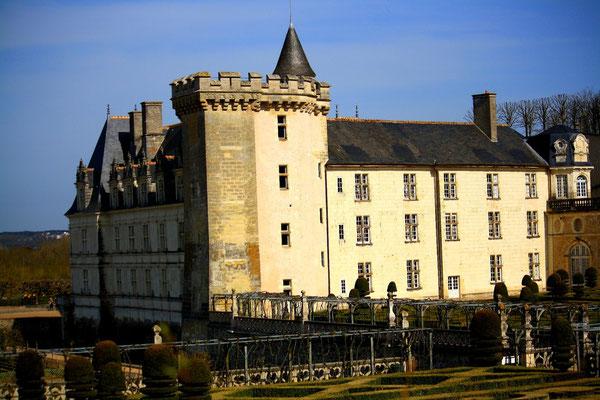 Château de Villandry, La Loire 117