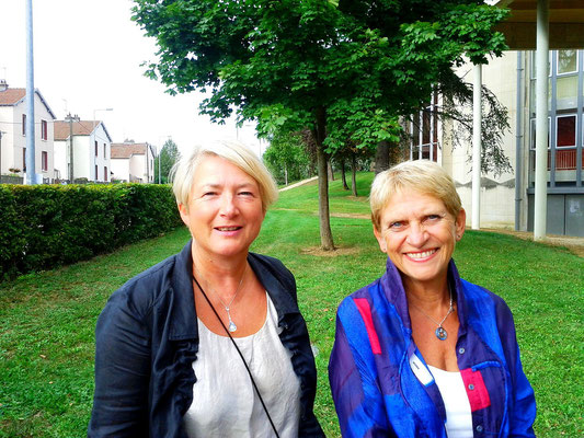Anne-Marie & Guilaine, Dijon, France