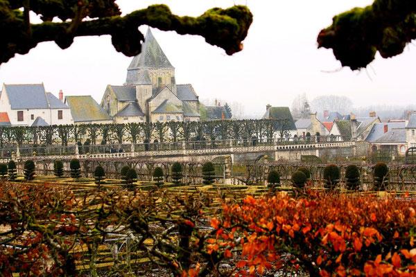 Château de Villandry, La Loire 61