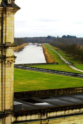 Château de Chambord, La Loire 47