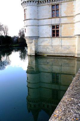 Château Azay-le-Rideau, La Loire 90