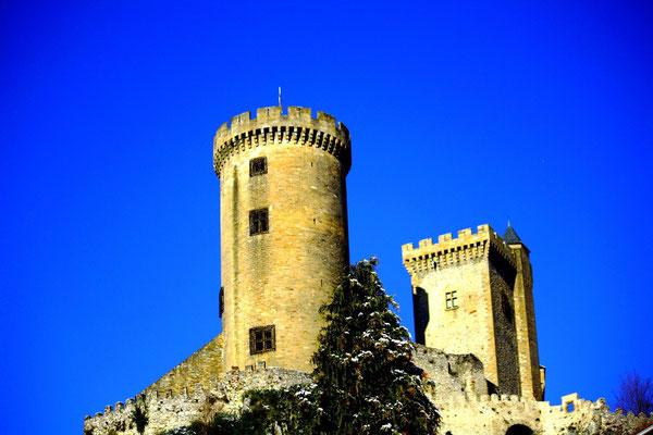 Château de Foix, Pyrénées 132
