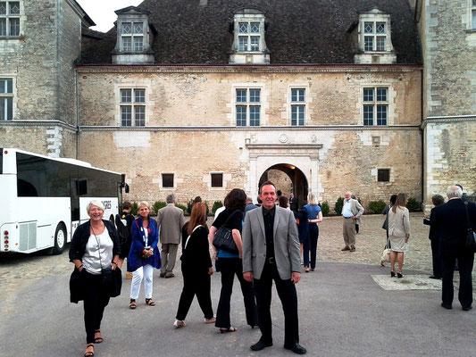 Joseph, Château Clos Vougeot, France