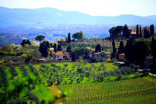 Toscane, Italie 48