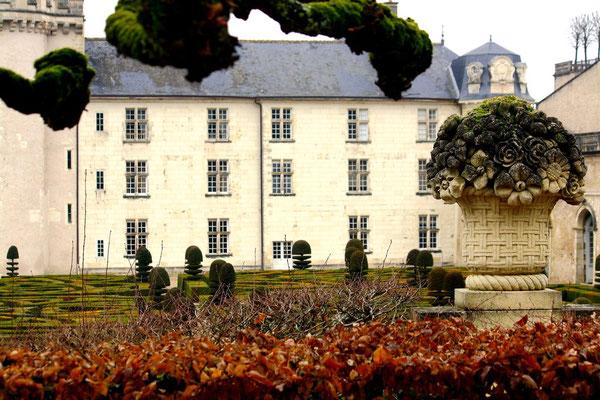 Château de Villandry, La Loire 60