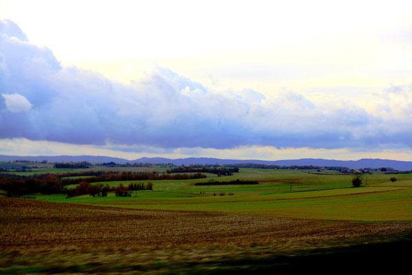 Sur la route vers Corde, France 18