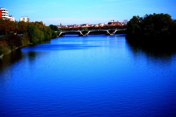La Garonne, Toulouse 13