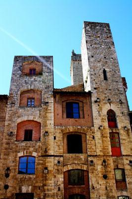 San Gimignano, Italie 42