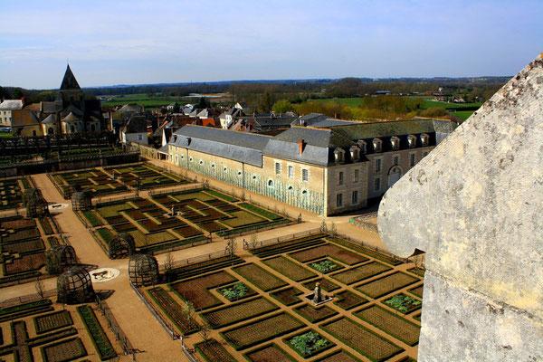 Château de Villandry, La Loire 130