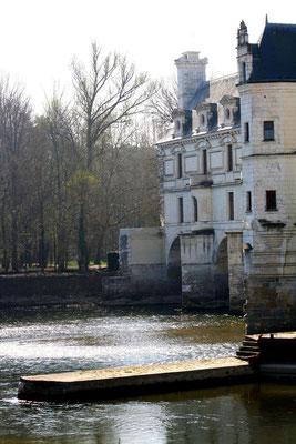 Château de Chenonceau, Le Cher 27