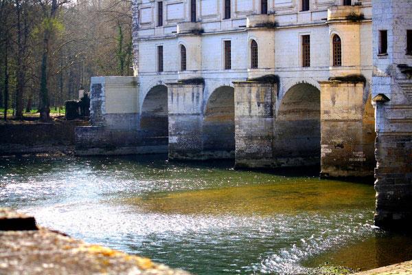 Château de Chenonceau, Le Cher 28