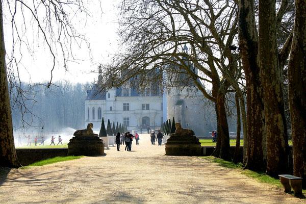 Château de Chenonceau, Le Cher 2