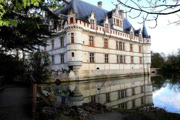 Château Azay-le-Rideau, La Loire 101