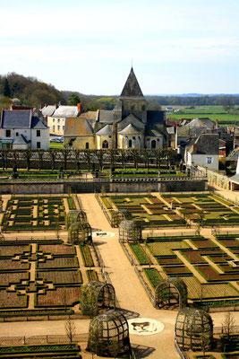 Château de Villandry, La Loire 129