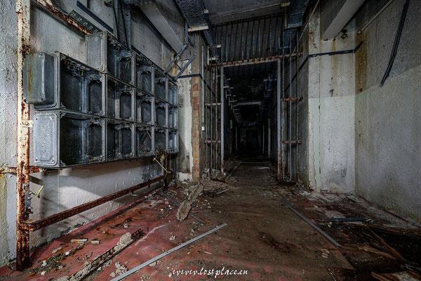 Abandoned Keller