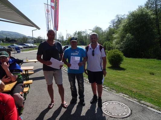 Platz 3, Nußdorf 2, Moar Andreas Eder