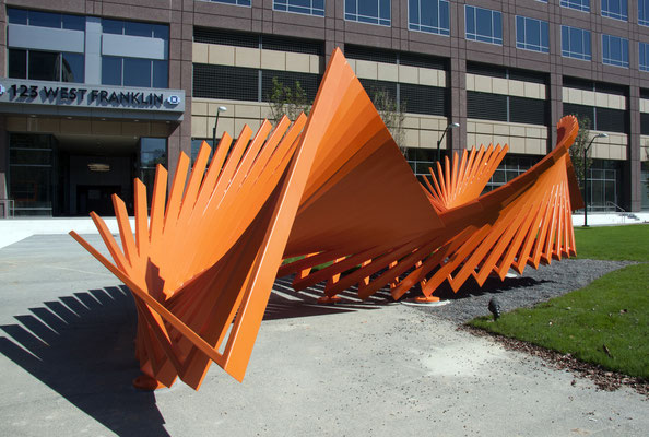 Sculpture by Robert Winkler