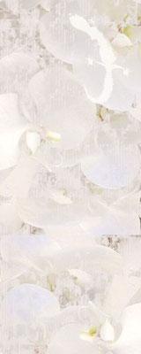 """""""Zyklen"""", 2010, Unikat, 2er-Zyklus, Druck auf Canvas, 40x100 cm, verkauft"""