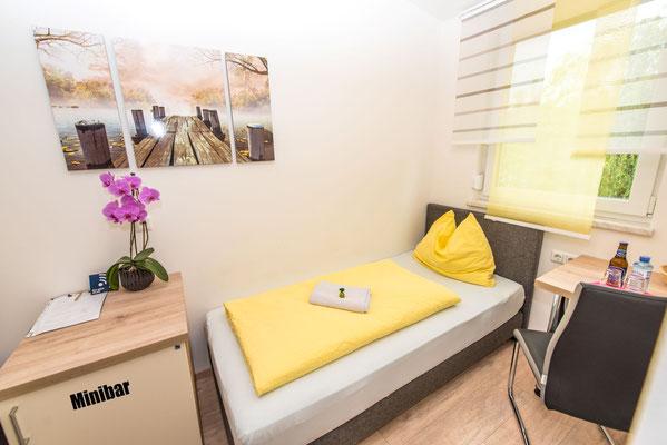 Moderne Zimmer in Spielberg in der Nähe des Red Bull Rings bei Ferienwohnung-Zimmer Yassi