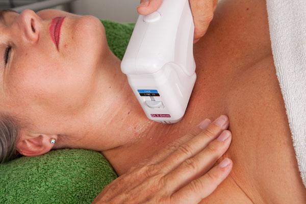 Ultraschall Face Lifting - nicht invasice