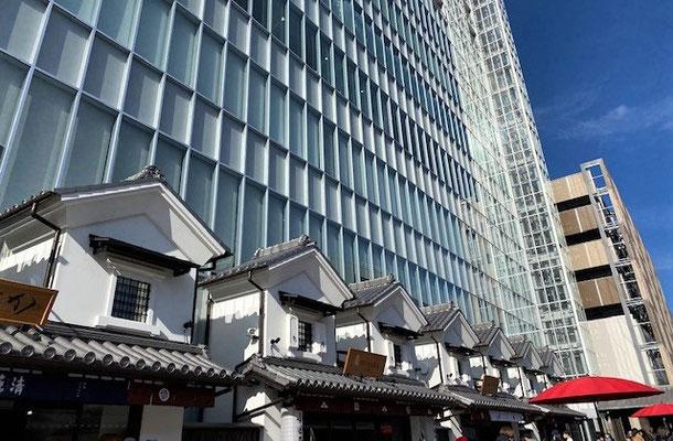 ミナカ小田原 金次郎広場 50代一人旅
