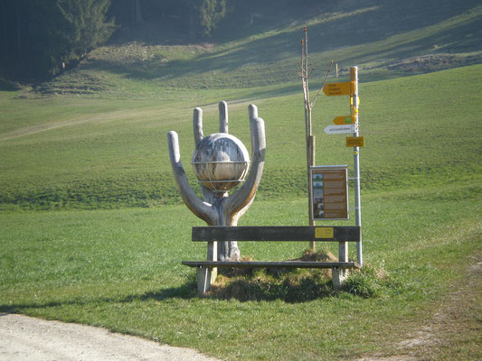 Skulptur in Horben