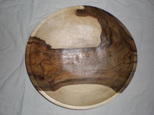 Nussbaumholz Schale