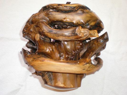 Apfelbaumwurzel Kugel