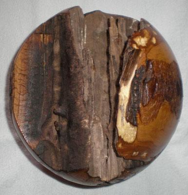 Apfelbaumholz Kugel