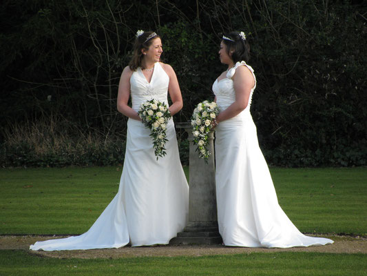 2 Very Happy Girls - Civil Partnership Ceremony