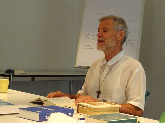 Pater Georg Fischer SJ