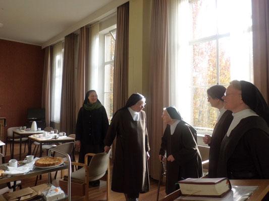 Besuch in Maastricht