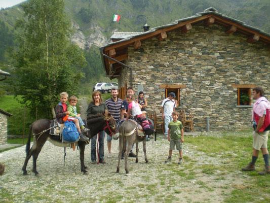 Escursioni in Alta Valle Po