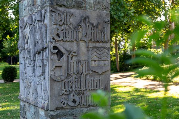 Kriegerdenkmal Bad Vilbel