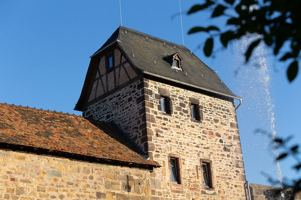 Wasserburg Bad Vilbel